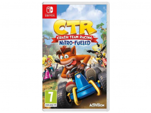 Crash Team Racing Nitro-Fueled (NSW) játékszoftver