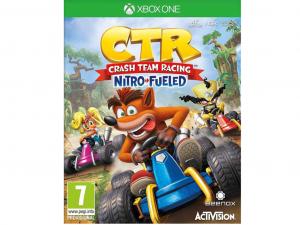 Crash Team Racing Nitro-Fueled (XBOX) játékszoftver