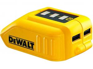 DeWALT DCB090-XJ USB töltő adapter XR akkumulátorokhoz
