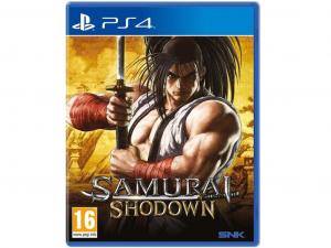 Samurai Shodown (PS4) játékszoftver