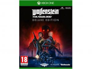 Wolfenstein Youngblood Deluxe Edition (XBOX) játékszoftver