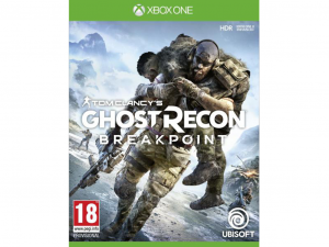 Tom Clancy´s Ghost Recon Breakpoint (XBOX) játékszoftver