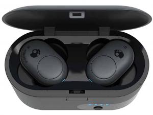 Skullcandy Push True Wireless Earbuds fekete fülhallgató