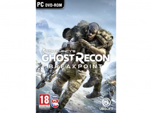 Tom Clancy´s Ghost Recon Breakpoint (PC) játékszoftver