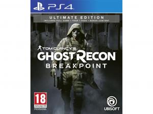 Tom Clancy´s Ghost Recon Breakpoint Ultimate Edition (PS4) játékszoftver