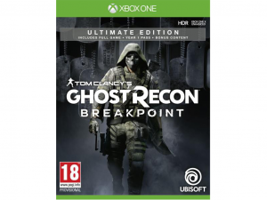 Tom Clancy´s Ghost Recon Breakpoint Ultimate Edition (XBOX) játékszoftver