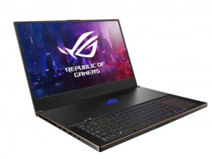 Asus ROG Zephyrus GX701GVR-EV021T 17,3 FHD 144Hz, Intel® Core™ i7-9750H, 32GB, 512GB SSD, NVIDIA® GeForce® RTX 2060 6GB, Windows® 10, Fekete notebook