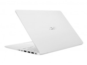 Asus VivoBook E406SA-BV230TS 14 HD, Intel® Celeron® Dual Core™ N3700, 4GB, 128GB eMMC, Intel® HD Graphics 3000, Windows® 10 S, Fehér Laptop