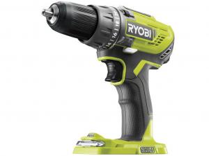 Ryobi 18 V nagyteljesítményű fúrócsavarozó, akku és töltő nélkül - R18DD3-0