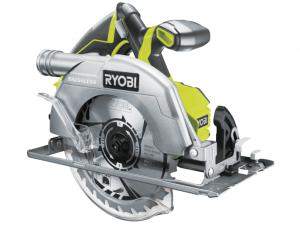 Ryobi R18CS7-0 18V Szénkefe nélküli körfűrész - akku és töltő nélkül