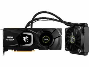 MSI GeForce RTX 2080 Ti SEA HAWK X 11GB GDDR6 videokártya