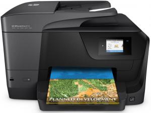 HP OFFICEJET PRO 8710 - Multifunkciós nyomtató
