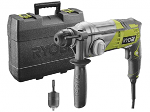 Ryobi RSDS680-K 680W SDS-plus fúrókalapács kofferben