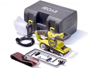 Ryobi EBS800V 800W, 76x533mm Szalagcsiszoló kerettel kofferben