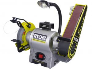Ryobi RBGL650G 370W Kombi csiszoló