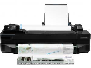 HP Designjet T120 24in plotter nyomtató