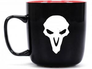 Overwatch Reaper bögre