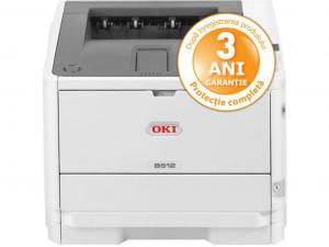 Oki B512dn LED nyomtató