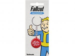 Fallout Nuka-cola kulcstartó