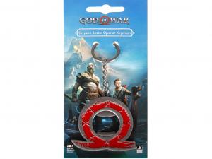 God of War Kulcstartó és üvegnyitó