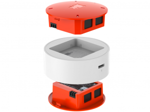 Mi Drone Mini akkumulátor + töltő készlet