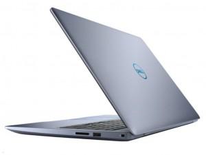 DELL G3 3779 17.3 FHD,Intel® Core™ i5 Processzor-8300H, 8GB, 1TB HDD+16GB OPTANE, NVIDIA GTX 1050 4GB, WIN 10, Kék notebook