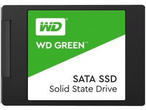 Western Digital 480GB SATA3 2,5 3D Green 7mm SSD