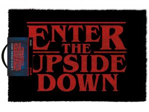 Stranger Things Enter The Upside Down lábtörlő - 40x60cm