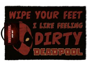 Deadpool Dirty lábtörlő - 40x60cm