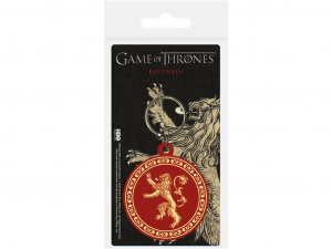 Trónok harca Lannister kulcstartó