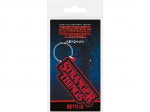 Stranger Things Logo kulcstartó