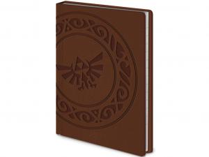 The Legend of Zelda (Triforce) A6 jegyzetfüzet