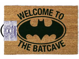 Batman Welcome to the Batcave lábtörlő - 40x60cm