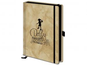 Harry Potter Dobby A5 jegyzetfüzet