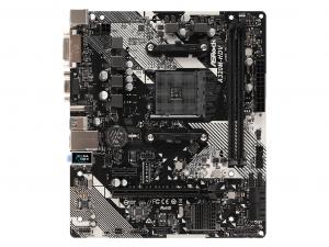 Asrock A320M-HDV R4.0 alaplap - sAM4, AMD A320, ATX