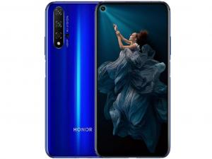 Honor 20 128GB 6GB DualSim Kék Okostelefon