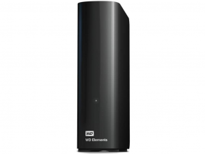 Western Digital WDBWLG0100HBK 3.5 Colos 10TB USB 3.0 külső merevlemez