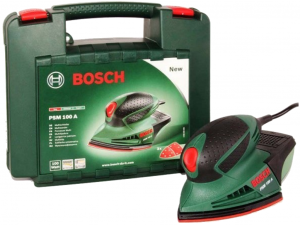 Bosch PSM 100 A Multicsiszoló kofferben
