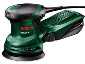Bosch PEX 220 A 220W Excenter csiszoló