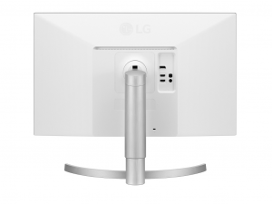 LG 27UL550-W - 27 Col UHD IPS monitor