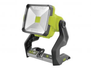 Ryobi 18 V térmegvilágító lámpa, akkumulátor és töltő nélkül
