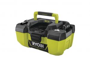 Ryobi 18 V projekt porszívó, akkumulátor és töltő nélkül