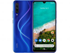 Xiaomi Mi A3 128GB 4GB DualSim Kék Okostelefon