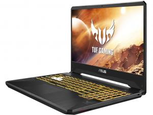 Asus Rog Tuf FX505DD-AL062 15.6 FHD, AMD Ryzen R5-3550H, 8GB, 512GB SSD, NVIDIA GeForce GTX 1050 - 3GB, fekete notebook