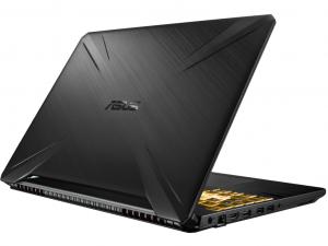 Asus TUF Gaming FX505DT-AL043 15,6 FHD 120Hz, AMD Ryzen 7 3750H, 8GB, 512GB SSD, NVIDIA GeForce GTX 1650 - 4GB, DOS, Fekete notebook