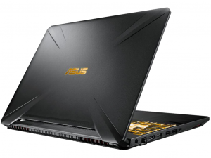 Asus TUF Gaming FX505DV-AL026 15,6 FHD 120Hz, AMD Ryzen 7 3750H, 16GB, 512GB SSD, NVIDIA GeForce GTX 2060 - 6GB, DOS, gold steel notebook