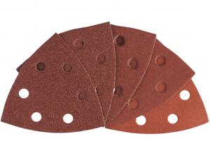 Bosch 10 részes csiszolópapír-készlet - 93mm, 2x 60,80,120,180,240 szemcseméret