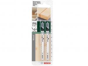 Bosch T 101 B HCS szúrófűrészlap - 2db, fához