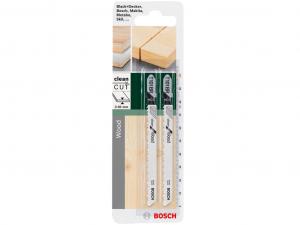 Bosch T 101 BR HCS szúrófűrészlap - 2db, fához
