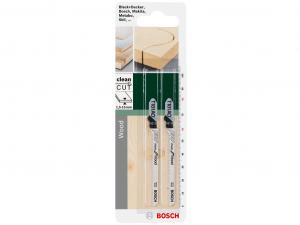 Bosch T 101 AO HCS szúrófűrészlap - 2db, fához